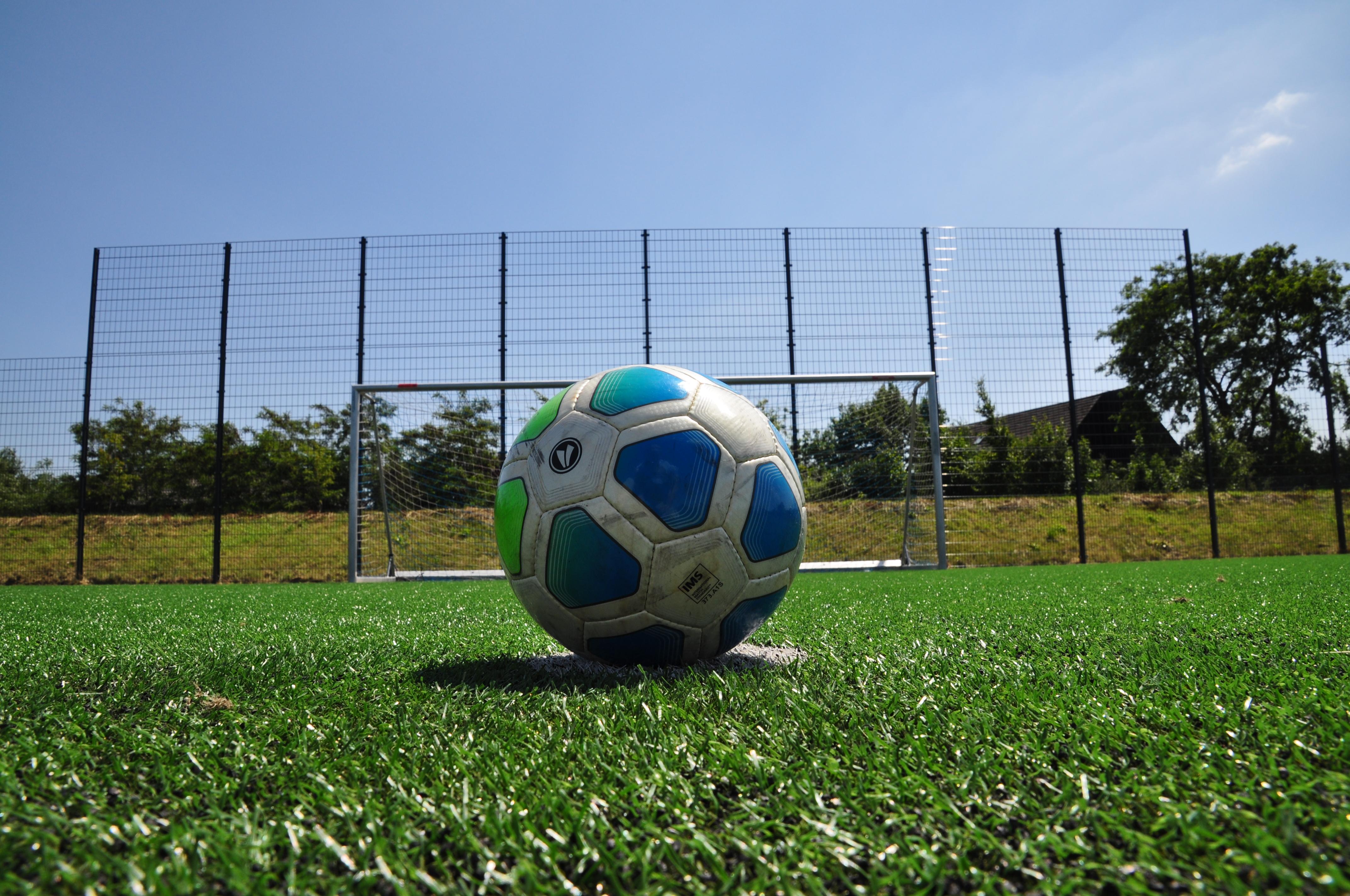 Herzlich Willkommen Bei Der Fussballabteilung Des
